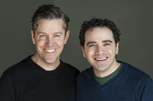 Co-Founders Andrew and Michael Grayman-Parkhurst
