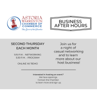 A-W Chamber Business After Hours 2021