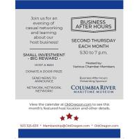 A-W Chamber Business After Hours October 2021