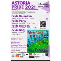 Astoria Pride 2021 Drive In Movie