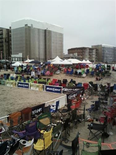 Annual Beach Volleyball - Seaside, Or.