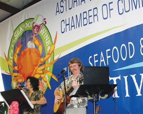 Astoria/Warenton Crab & Seafood festival Main Stage