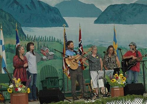 Astoria/Warrenton Mid-Summer Scandinavian Festival,Main Stage