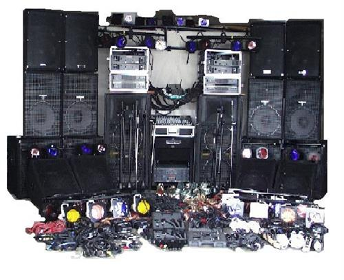 ...some of the gear, we add gear constantly!