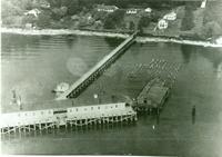 Quarantine Station and pier.