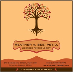 Heather A. Bee, Psy.D., LLC, Licensed Psychologist