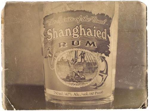 Shanghaied Rum by North Coast Distilling