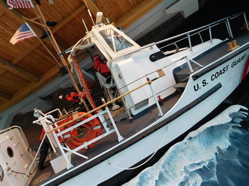 Daring Rescue at Sea