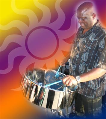Mpanist - Steel Drum Soloist