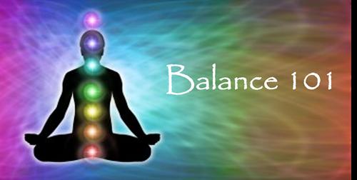 Balance 101 Class/Event