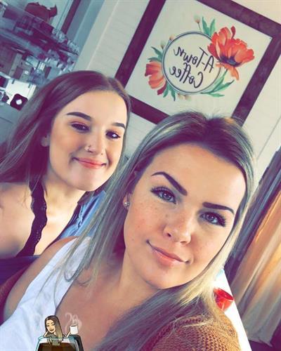 Madi & Kailey