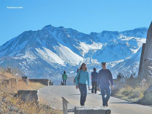 Mount St. Helen's Tour tourseco.com