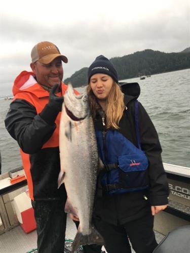 First Salmon