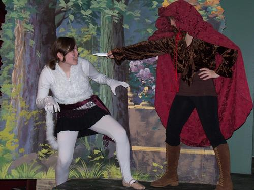 May 2015 Teen Theatre Show