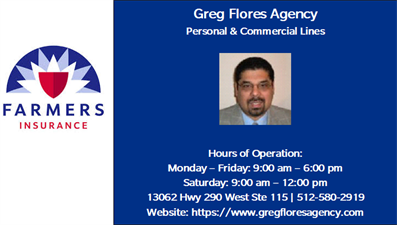 Greg Flores Financial and Insurance Services, LLC