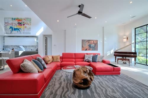 Interior Design Sample 1