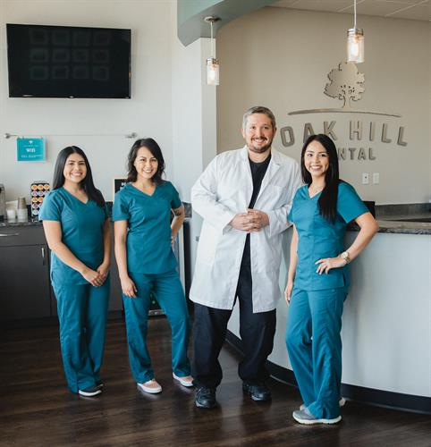 Your Friendly Oak Hill Dental Team