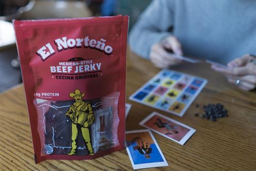 El Norteño Beef Jerky - Cecina Original
