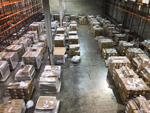 Miami warehouse