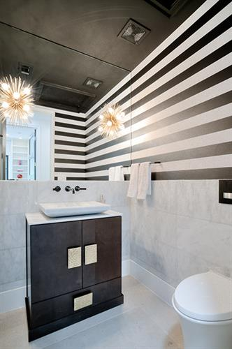 Interior Design - Residential - Half Bath