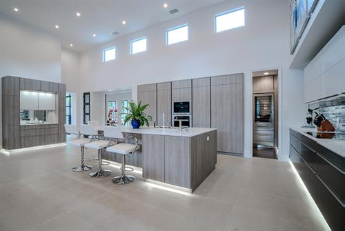 Interior Design - Residential - Kitchen (1)