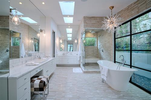 Interior Design - Residential - Master Bath