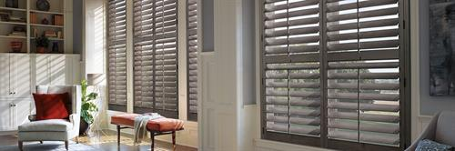 Hunter Douglas Heritance Hardwood Shutters