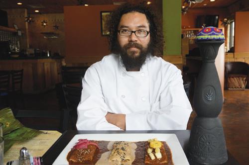Chef Mario Gonzalez