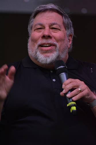 Steve Wozniak at NomadX 2015