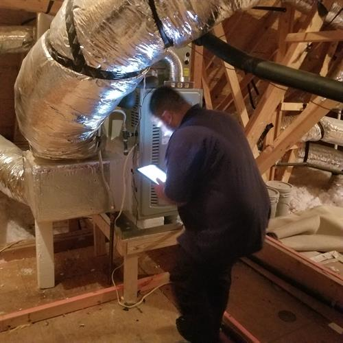 We install & repair ductwork as well!
