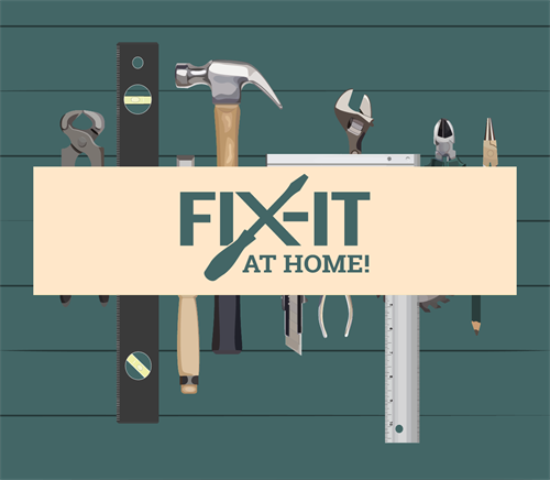 Fix-It at Home! is an online repair series hosted by the City of Austin; experienced instructors teach Austinites how to repair everyday items and keep these valuable things out of the landfill.