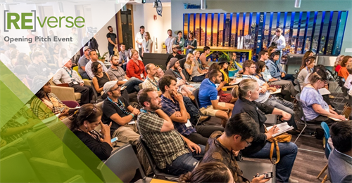 Austin's Reverse Pitch Competition is an annual competition aim at reducing waste within the business community; hosted by the City of Austin's Circular Economy Program.
