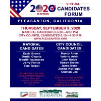 Candidates Forum 2020