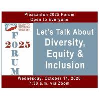 Pleasanton 2025 Forum