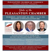 State of the Pleasanton Chamber 2021