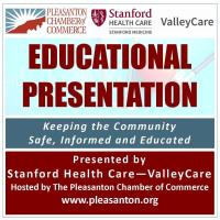 Educational Presentation by Stanford Health Care-ValleyCare