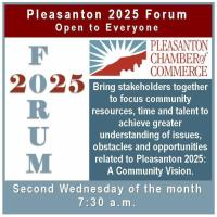 Pleasanton 2025 Forum