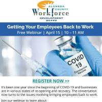 Getting Your Employees Back to Work