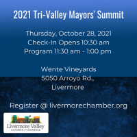 Tri-Valley Mayors' Summit 2021