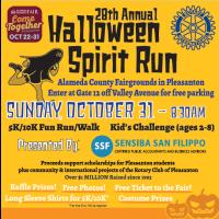Rotary Club Spirit Run 2021