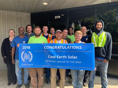 Cool Earth Solar Team