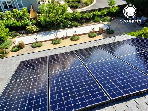 Residential Solar Install in Pleasanton, Ca