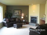 Model home interior painting Pleasanton CA