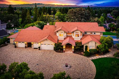 SOLD ~ 7966 Foothill Knolls Road, Pleasanton