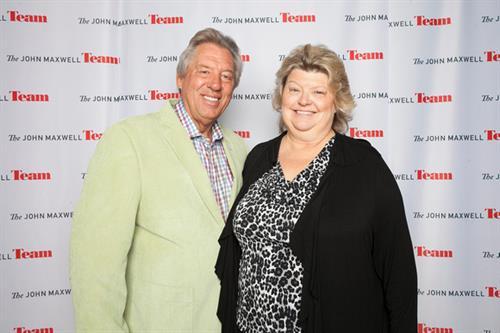 John Maxwell and Janice Bastani