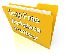 Workplace services, including Drug Free Workplace Policy, Training, and Testing