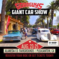 Goodguys 33rd West Coast Nationals, August 23-25