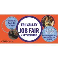 Tri-Valley Job Fair, September 26