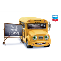 Help fund classroom projects with Chevron's Fuel Your School