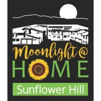Sunflower Hill Moonlight at Home